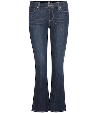 Paige - Riley slim cropped jeans - mytheresa.com