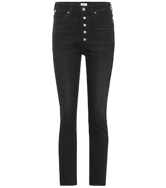 Citizens of Humanity - Olivia high-rise skinny jeans - mytheresa.com