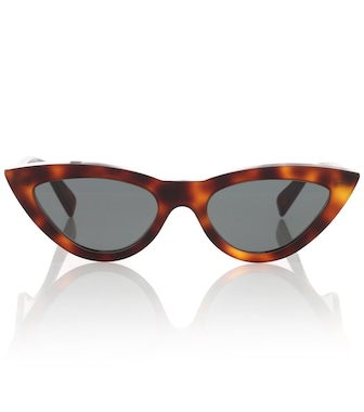 Celine Eyewear - Cat-eye acetate sunglasses - mytheresa.com