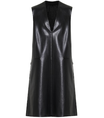 Peter Do - Faux leather midi dress - mytheresa.com