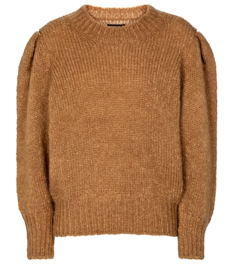 Isabel Marant - Emma mohair and wool-blend sweater - mytheresa.com