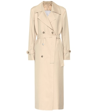 Giuliva Heritage Collection - Trenchcoat The Christie aus Wolle - mytheresa.com