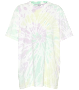 Stella McCartney - Tie Dye cotton T-shirt - mytheresa.com