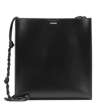 Jil Sander - Tangle Medium leather shoulder bag - mytheresa.com
