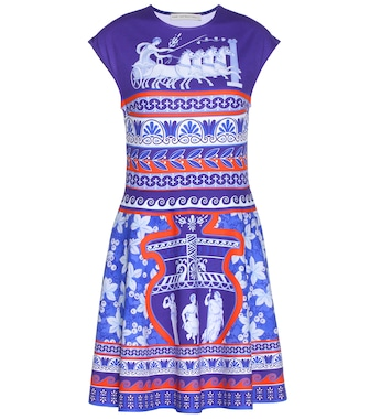 Mary Katrantzou - Pinto printed dress - mytheresa.com