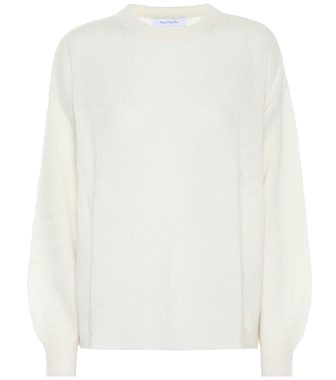 Ryan Roche - Cashmere and silk sweater - mytheresa.com