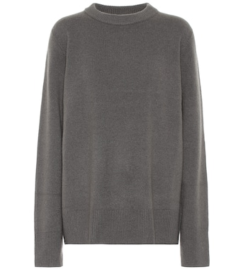 The Row - Sibina wool and cashmere sweater - mytheresa.com