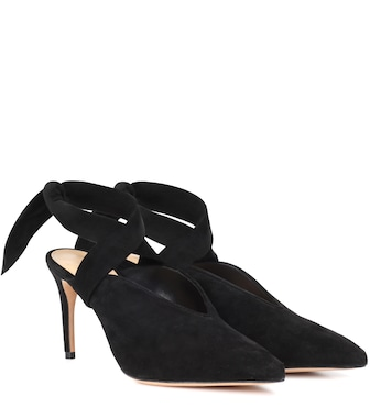 Alexandre Birman - Sally suede pumps - mytheresa.com