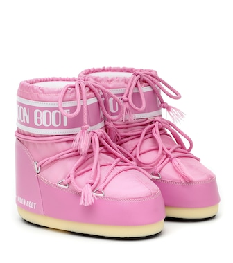 Moon Boot Kids - Nylon snow boots - mytheresa.com