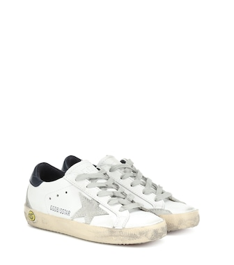 Golden Goose Kids - Sneakers Superstar aus Leder - mytheresa.com