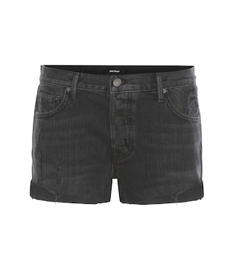 Grlfrnd - Denim shorts - mytheresa.com
