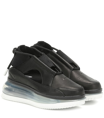Nike - Air Max 720 leather sneaker - mytheresa.com