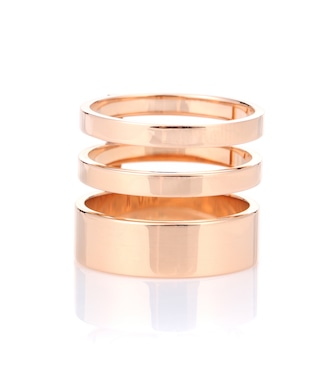Repossi - Berbere Module 18kt rose gold ring - mytheresa.com