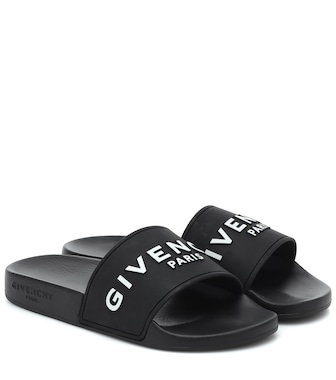 Givenchy - Printed slides - mytheresa.com