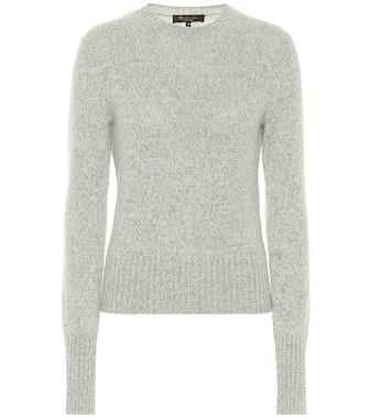 Loro Piana - Randwick cashmere and wool-blend sweater - mytheresa.com