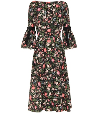 Erdem - Aleena printed dress - mytheresa.com