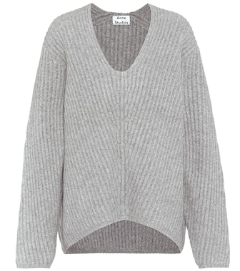 Acne Studios - Wool sweater - mytheresa.com