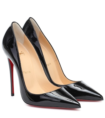 Christian Louboutin - So Kate 120 patent leather pumps - mytheresa.com