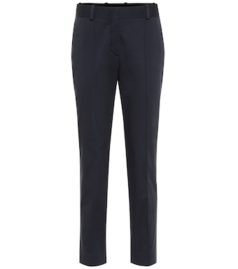 Loro Piana - Derk Symphony stretch-cotton pants - mytheresa.com