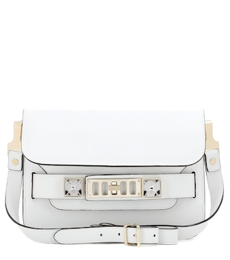 Proenza Schouler - PS11 Mini Classic leather shoulder bag - mytheresa.com