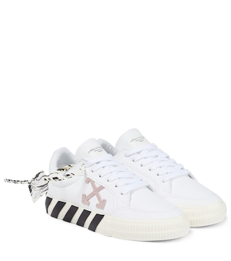 Off-White - Exclusive to Mytheresa – Vulcanized sneakers - mytheresa.com