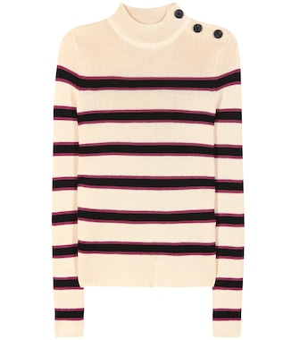 Isabel Marant, Étoile - Knitted sweater - mytheresa.com