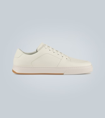 Bottega Veneta - Sneakers in calf leather - mytheresa.com
