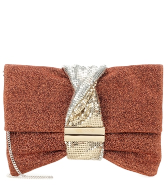 Jimmy Choo - Chandra clutch - mytheresa.com