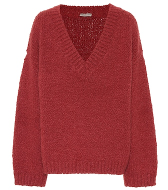 Bottega Veneta - Alpaca and wool sweater - mytheresa.com