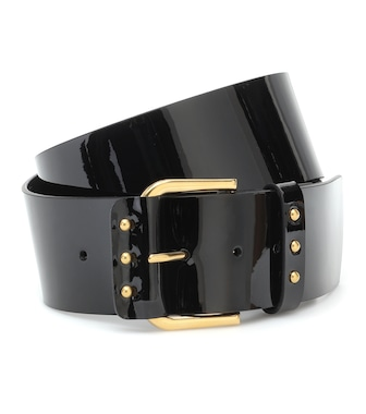 Saint Laurent - Leather belt - mytheresa.com