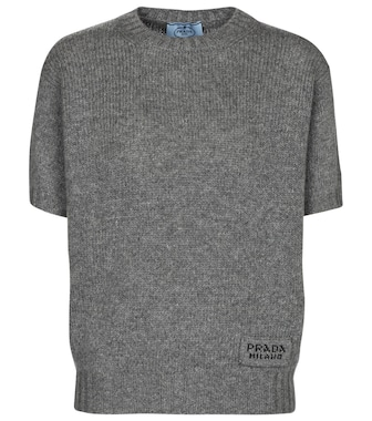 Prada - Wool and cashmere sweater - mytheresa.com