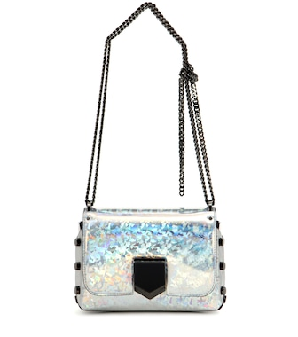 Jimmy Choo - Lockett Petite shoulder bag - mytheresa.com