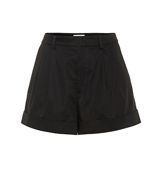 Isabel Marant, Étoile - Olbia high-rise cotton shorts - mytheresa.com