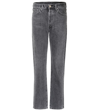 Goldsign - High-Rise Jeans The Benefit - mytheresa.com
