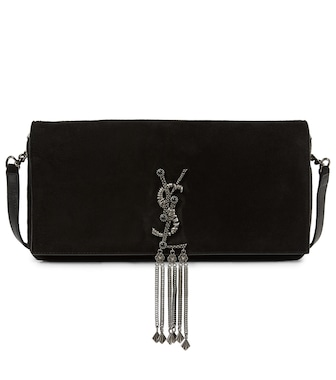 Saint Laurent - Kate Baguette Medium shoulder bag - mytheresa.com