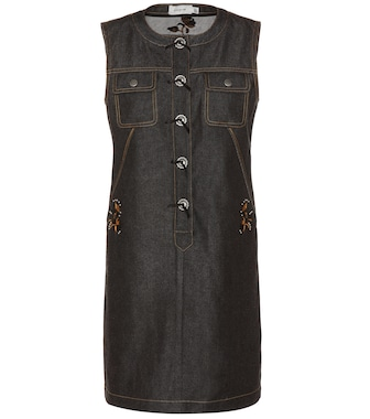 Coach - Denim dress - mytheresa.com