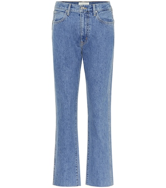 Slvrlake - Hero high-rise jeans - mytheresa.com