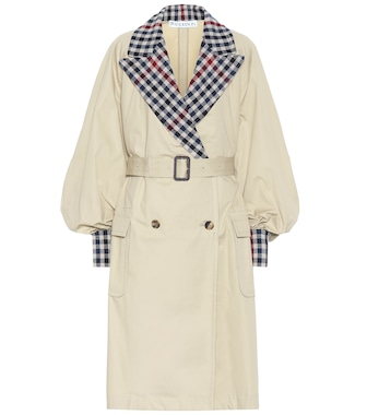 JW Anderson - Cotton trench coat - mytheresa.com