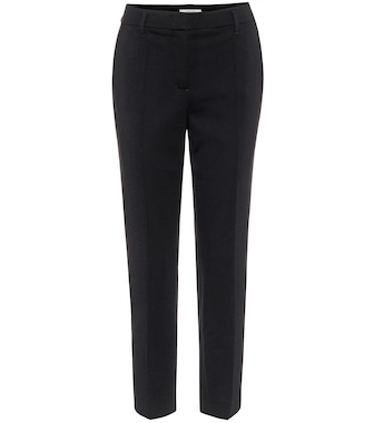 Dorothee Schumacher - Emotional Essence high-rise pants - mytheresa.com