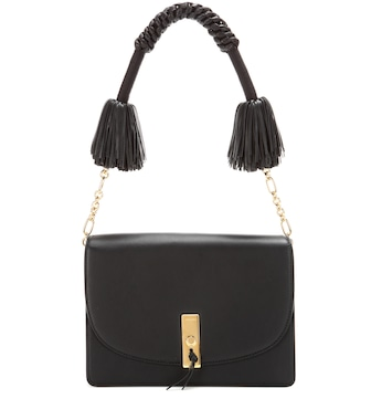 Altuzarra - Ghianda leather shoulder bag - mytheresa.com