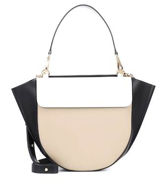 Wandler - Hortensia Medium leather shoulder bag - mytheresa.com