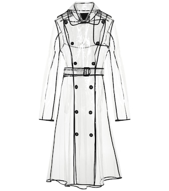 Dorothee Schumacher - Transparent Veil coat - mytheresa.com