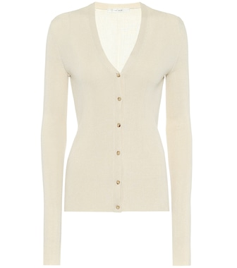The Row - Exclusive to Mytheresa – Linny silk cardigan - mytheresa.com