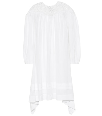 Isabel Marant, Étoile - Rita embroidered cotton dress - mytheresa.com