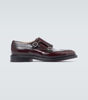 Church's - Monkton polished brogues - mytheresa.com