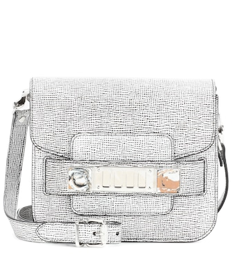 Proenza Schouler - PS11 Tiny leather shoulder bag - mytheresa.com
