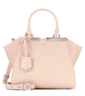 Fendi - 3Jours Mini leather tote - mytheresa.com