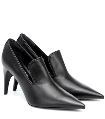 Jil Sander - Leather pumps - mytheresa.com