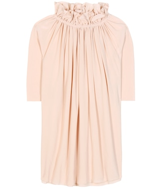 Stella McCartney - Silk top - mytheresa.com