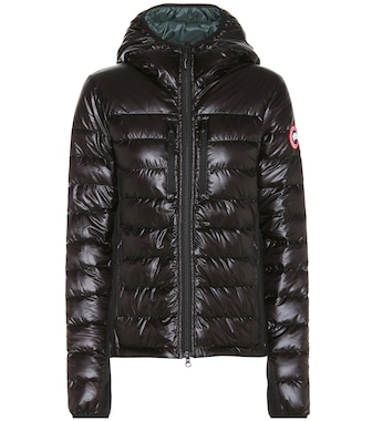 Canada Goose - Hooded Hybridge jacket - mytheresa.com